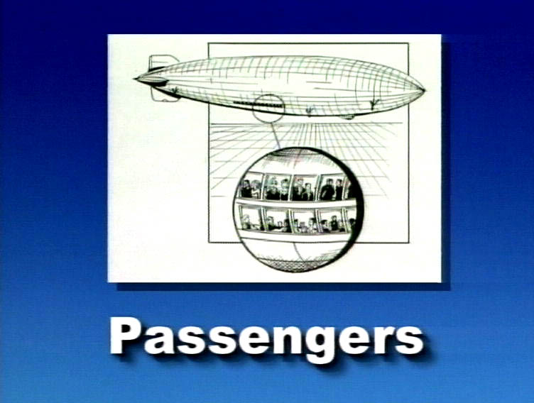 Application: Passengers