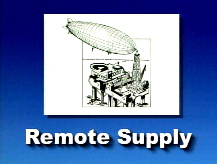 Application: Remote Supply