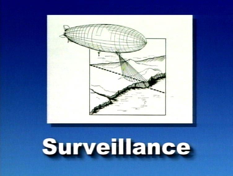 Application: Surveillance